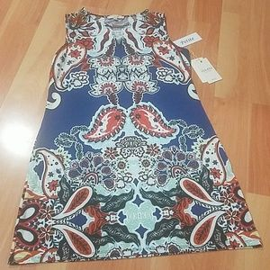 NWT HAANI PETITE LARGE DRESS